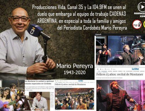 MARIO PEREYRA; UNA HISTORIA, UN LEGADO