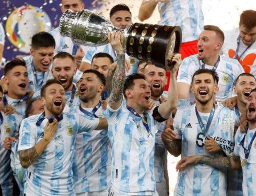 ¡CAMPEONES DE AMÉRICA!…ARGENTINA 2021