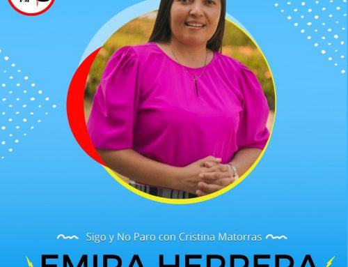 EMIRA HERRERA EN «SIGO Y NO PARO»